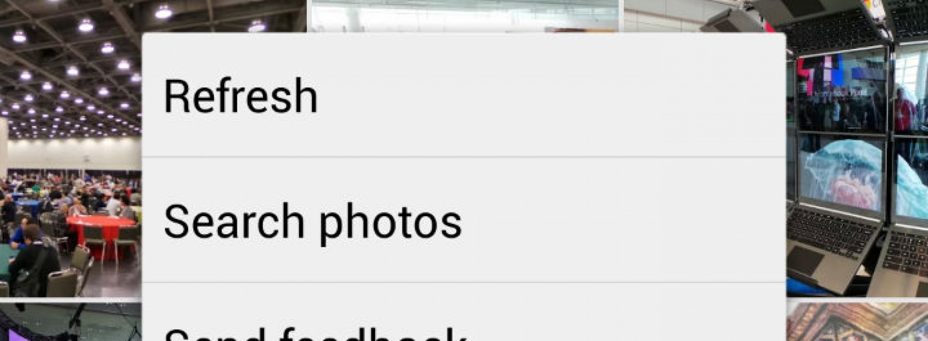 You have to check out the photo search feature in Google+