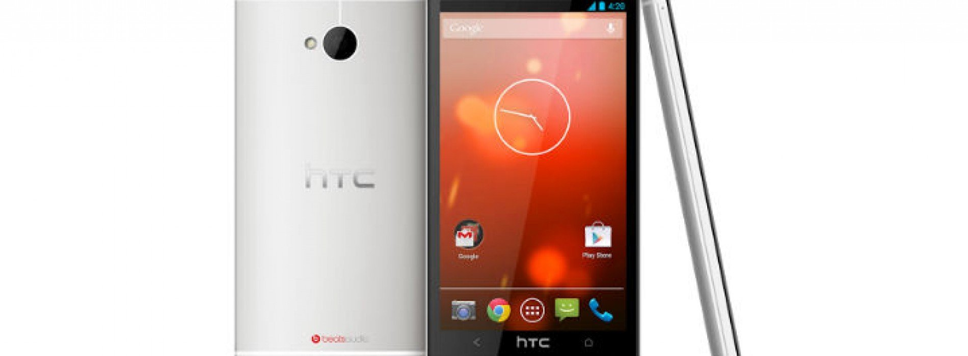 "HTC One with ""Nexus user experience"" announced for June 26"