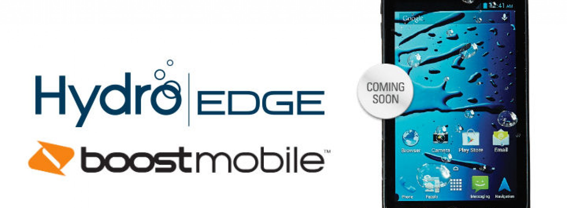 Boost Mobile dials up waterproof Kyocera Hydro EDGE