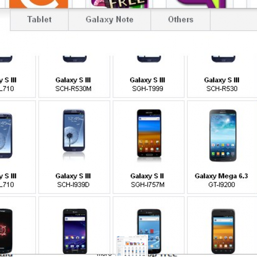 Samsung Galaxy S4 mini confirmed by Samsung apps website