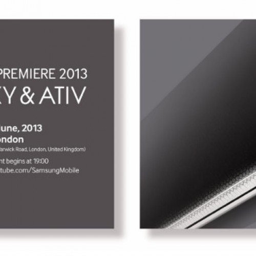 What will we see at the Samsung Premiere 2013?