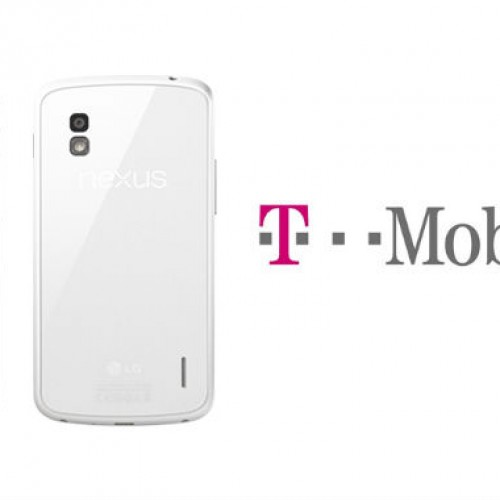 T-Mobile offering LG Nexus 4 White for limited time