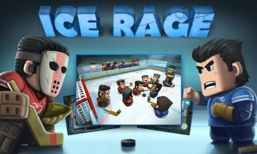 Ice Rage – A bear walks into a hockey rink…