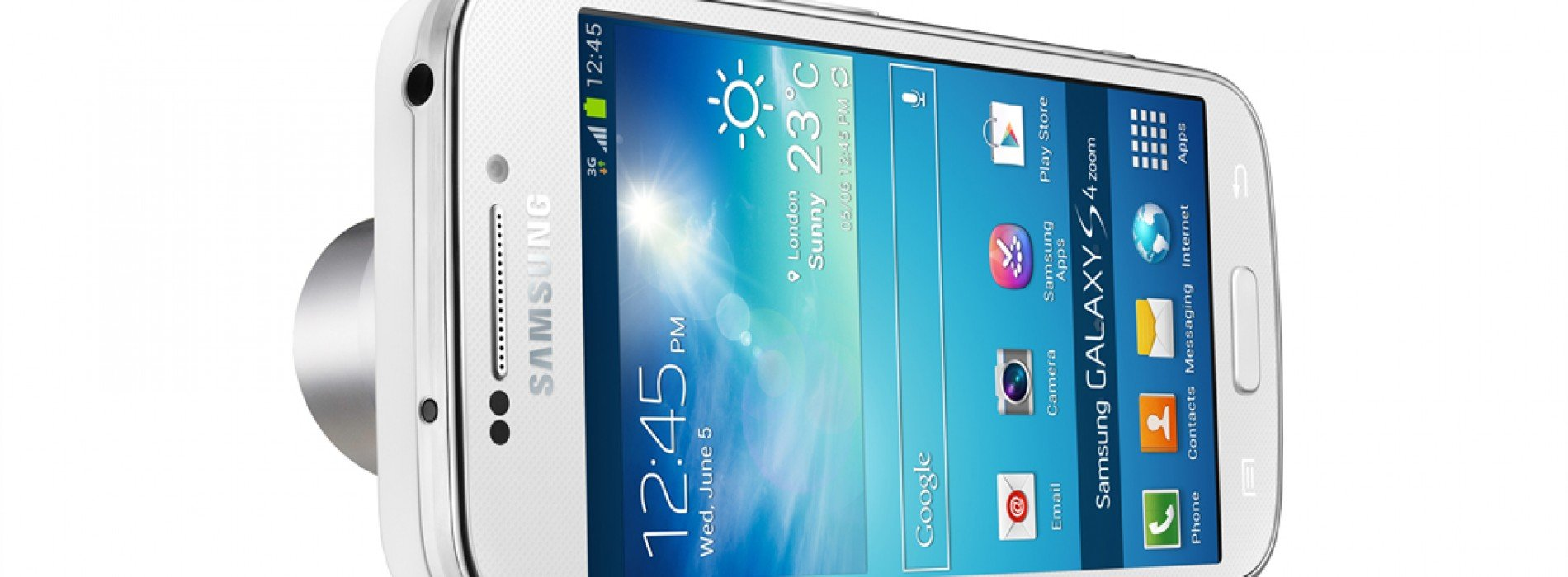 AT&T announces $199 Galaxy S4 Zoom for November 8