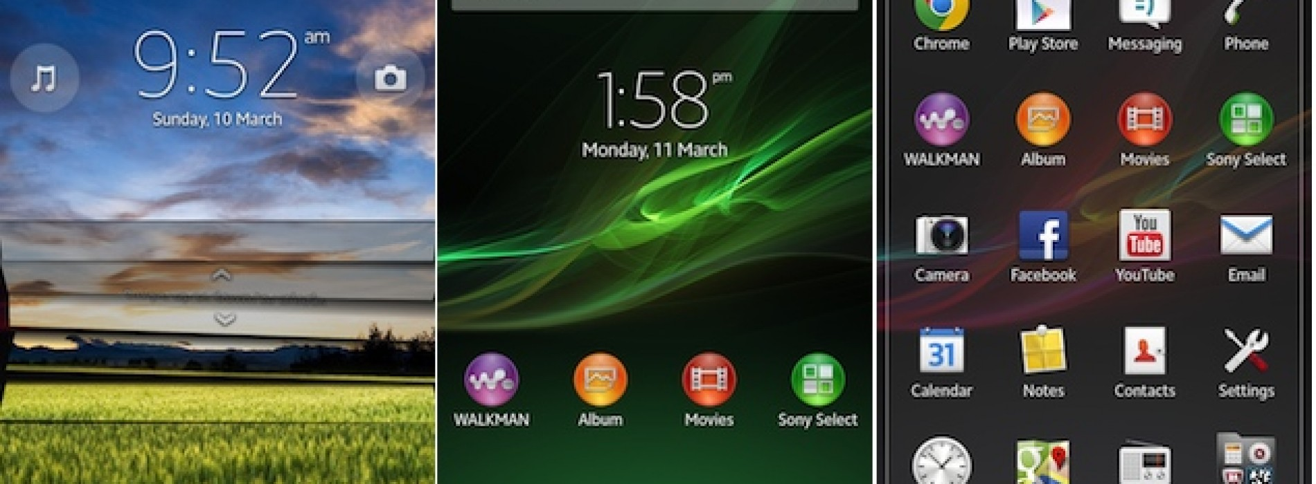 Sony Xperia ZU set to launch with new UI and Android 4.2.2