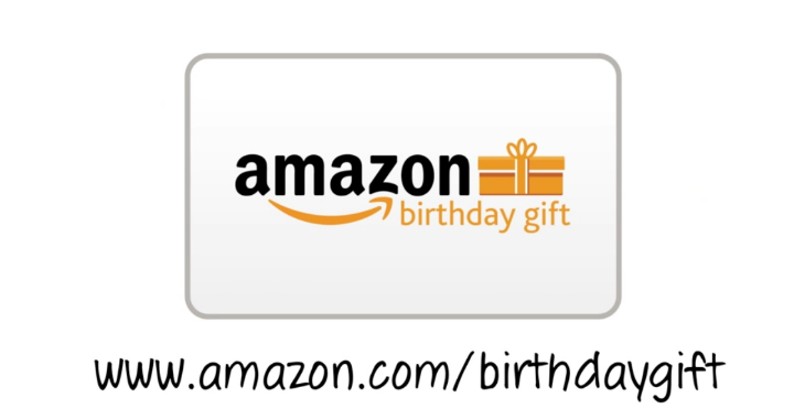 Amazon Birthday