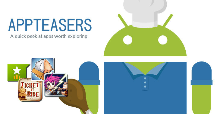 Android Appteasers June6