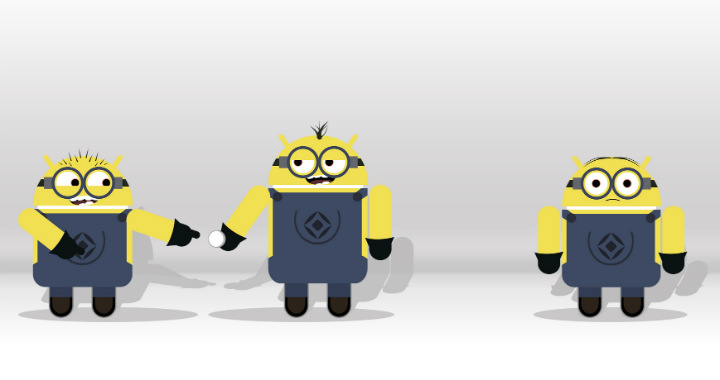 Bee Do Grab These Despicable Me Inspired Android Minion Wallpapers
