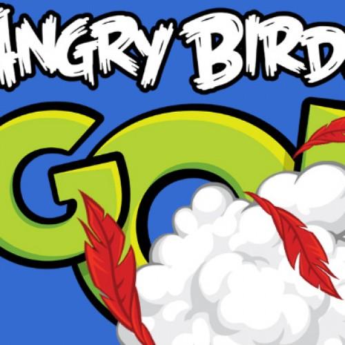 Rovio teases new Angry Birds Go