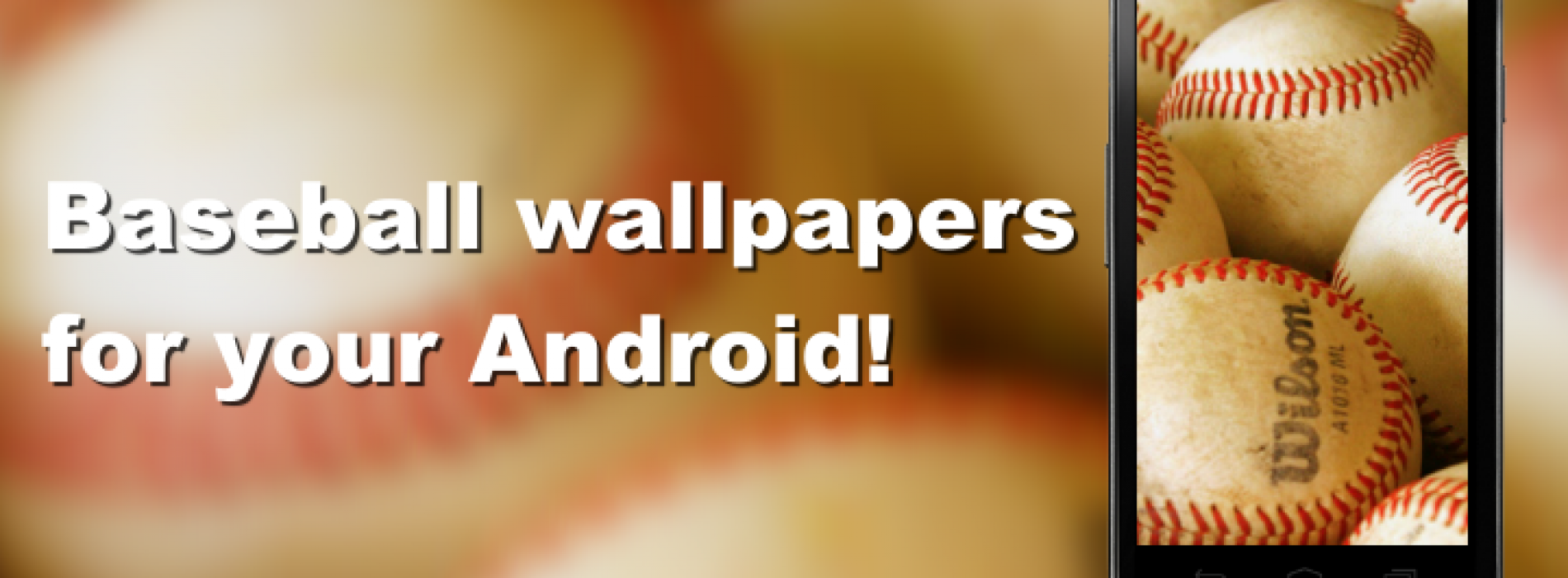 Play ball! Enjoy a gallery of baseball-themed wallpapers for your Android
