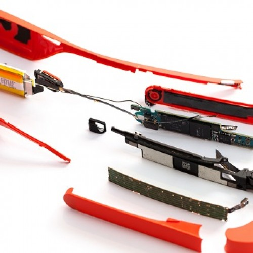 Google Glass gets a full teardown, and it's built to impress
