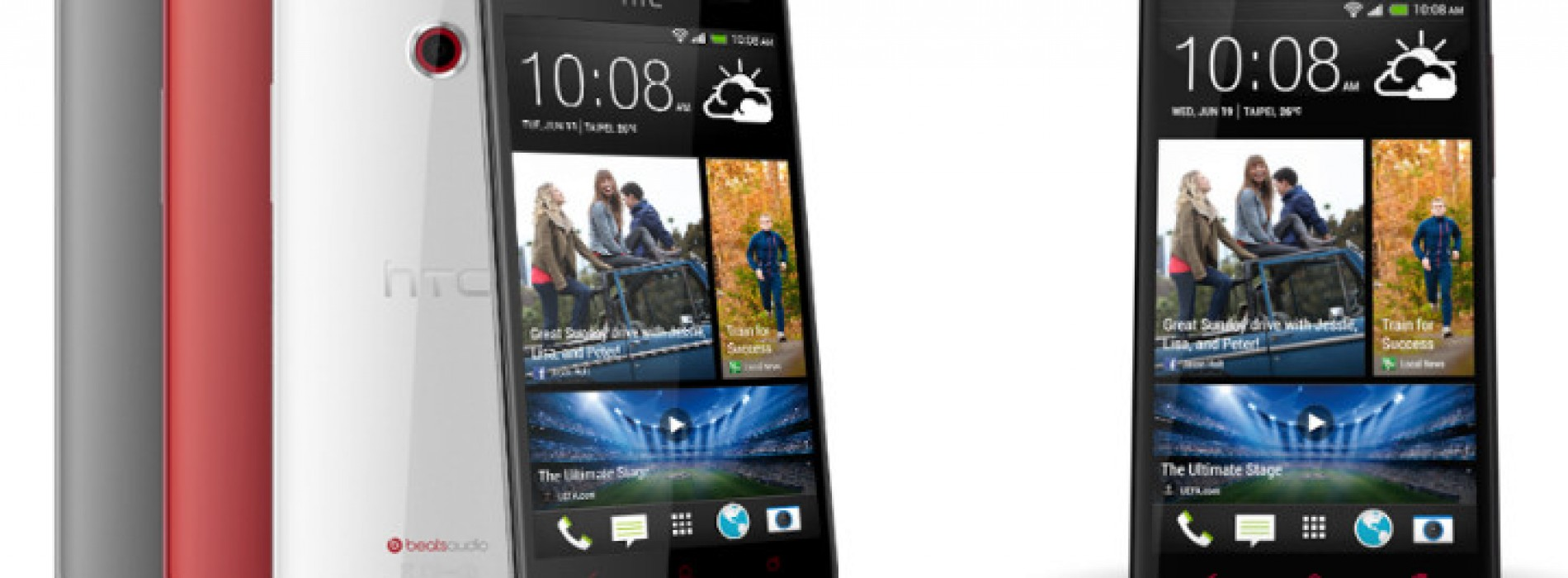 HTC Butterfly S announced for Taiwan