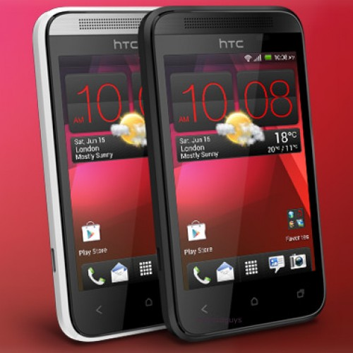HTC intros entry-level Desire 200