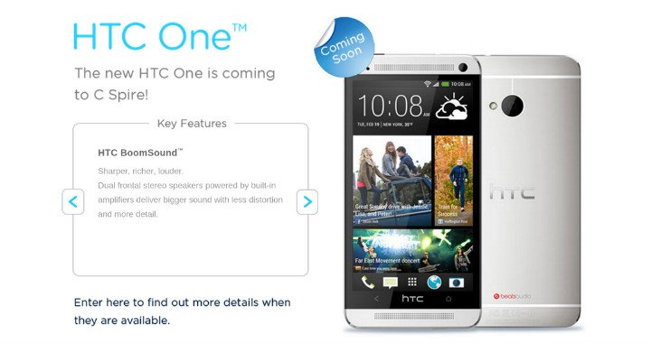 Htc One Cspire