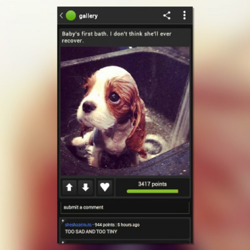 Imgur releases official mobile app for Android