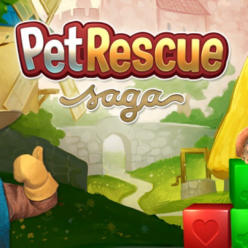 King releases latest highly addictive game in Pet Rescue Saga