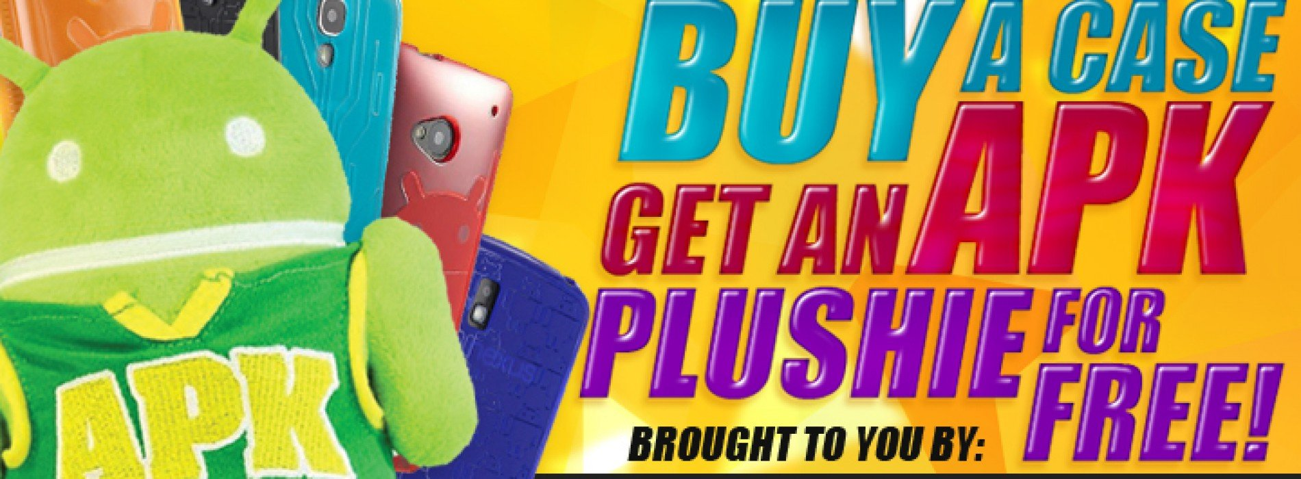 Three days only: Buy a Cruzerlite case, get a free plushie!