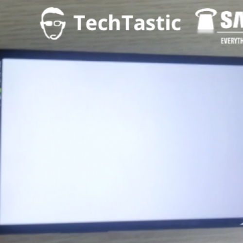 Purported Samsung Galaxy Note 3 prototype spied