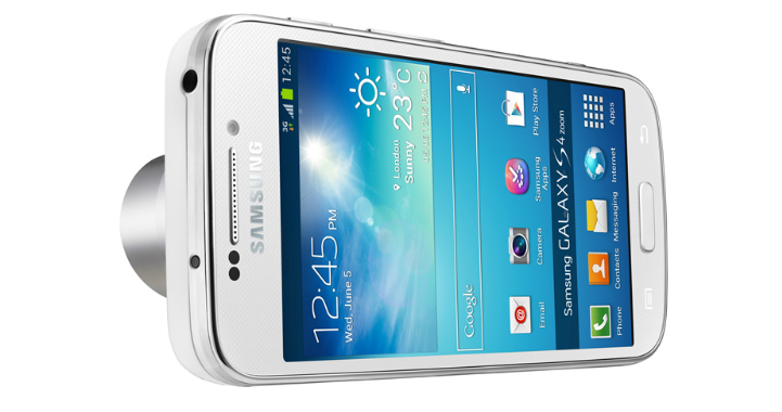 Samsung Galaxy S4 Zoom 720