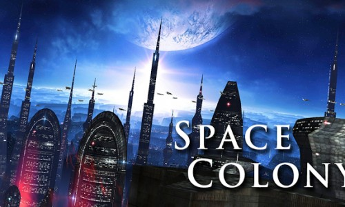 Space Colony by maxelus.net