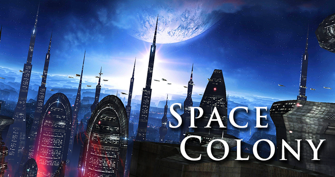 Space Colony Feat