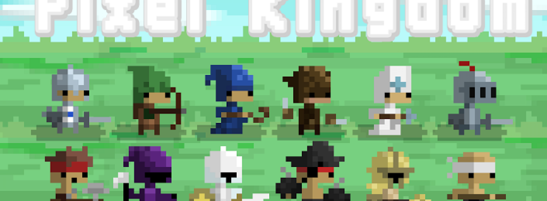 Pixel Kingdom – 8 bits of tower defense/RTS fun