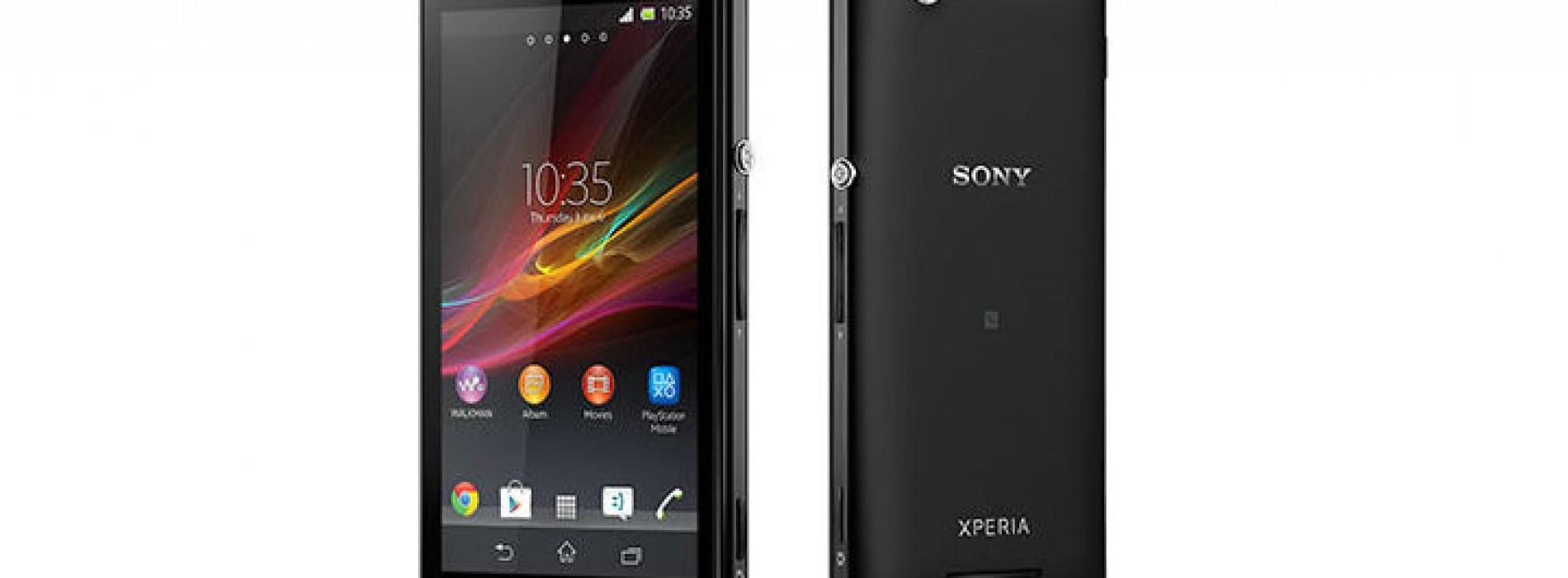 Xperia M joins Sony's smartphone portfolio
