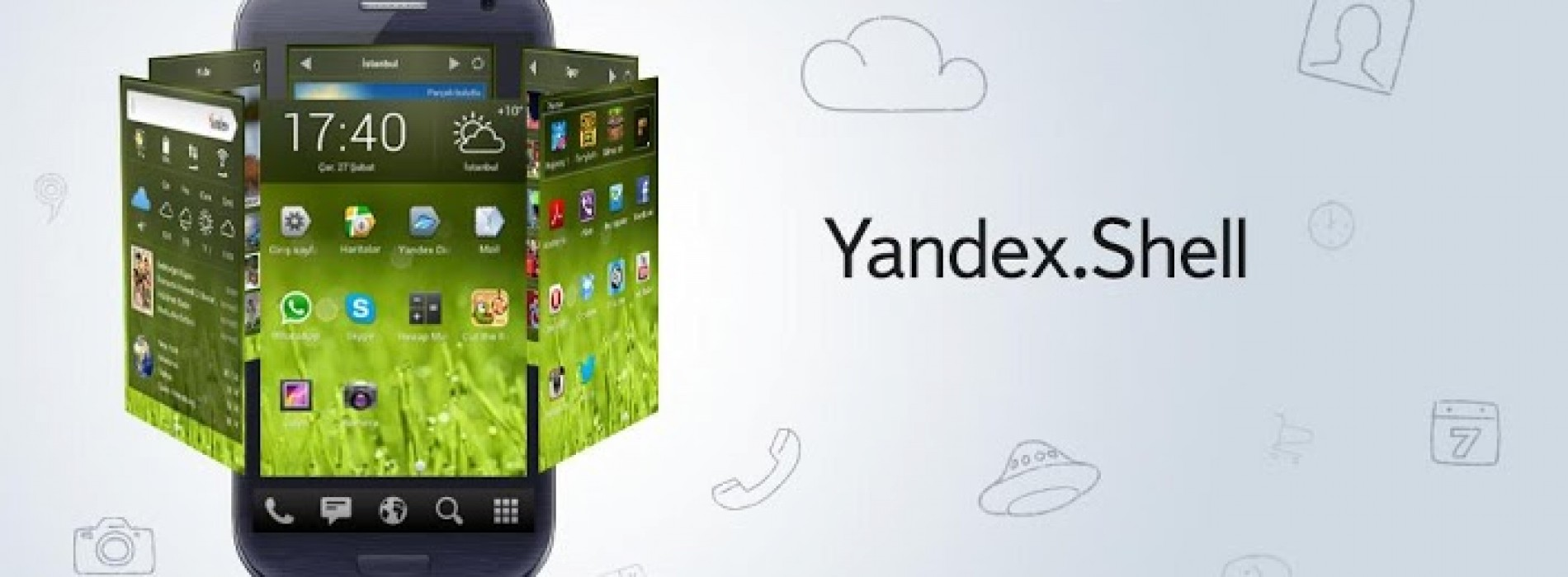 Yandex.Shell goes free for global audience