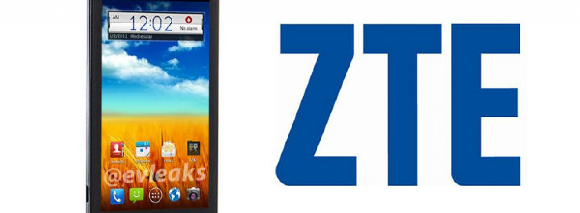 ZTE Mustang outed for AT&T