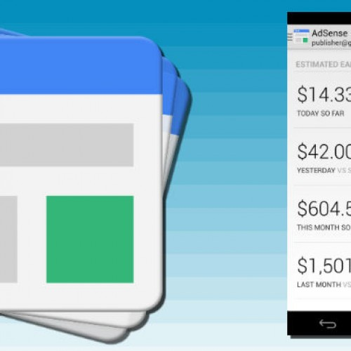 Google finally releases official AdSense app for Android