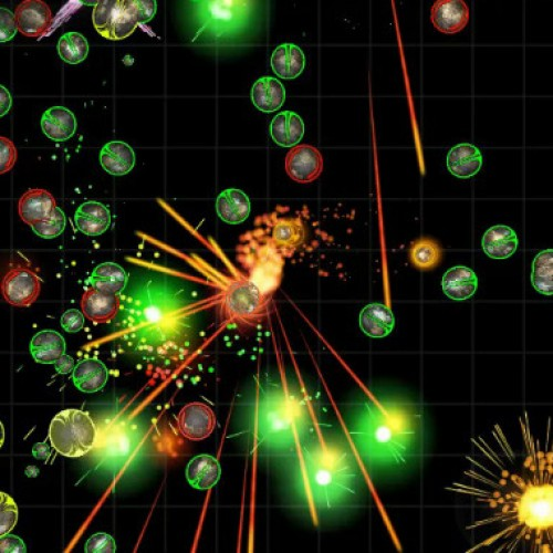 Ballistic SE – Dual-stick shooting comes to Android with a light show