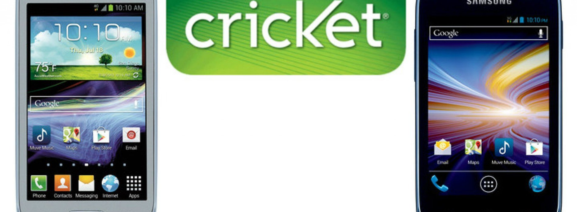 Cricket Wireless announces Samsung Galaxy Discover, Samsung Galaxy Admire II
