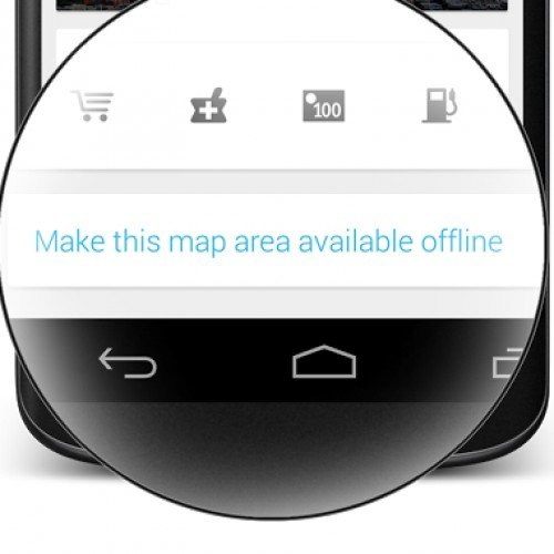 Google working to create more obvious offline maps in Google Maps