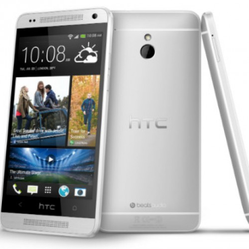 HTC One Mini announced for August