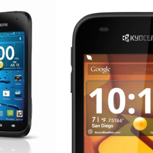 Sprint and Boost Mobile announce Kyocera Hydro Edge availability