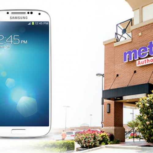 MetroPCS now offering Samsung Galaxy S4