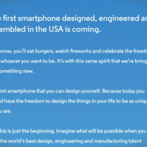 First Motorola ad for Moto X surfaces