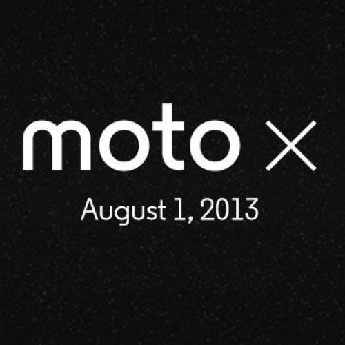 Motorola rumored to sell Moto X on August 1