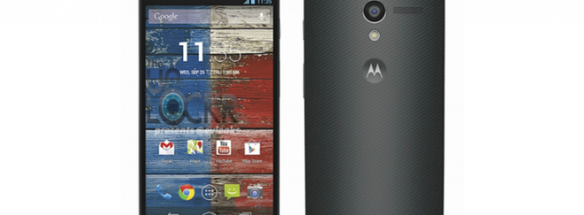 Moto X press image leaks ahead of formal unveiling
