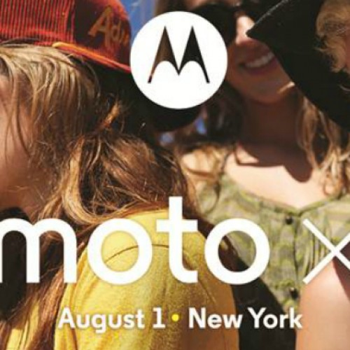 Moto X confirmed for August 1 announcement