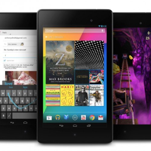 Comparing the new Nexus 7 to the previous generation