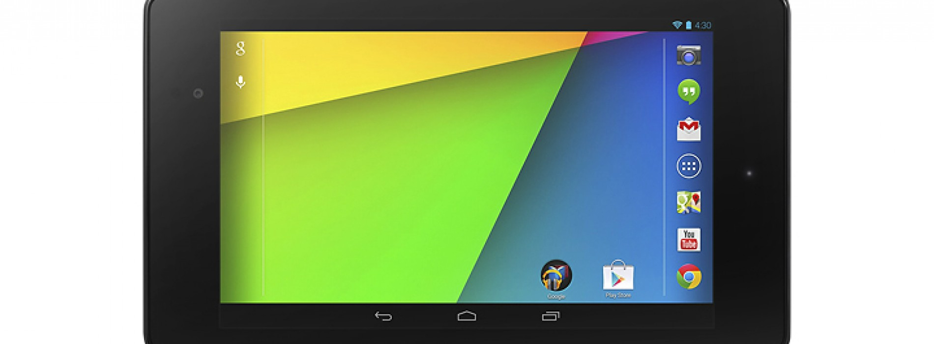 Google debuts new Nexus 7 options