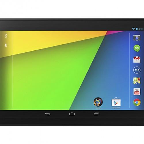 Google debuts new Nexus 7 options