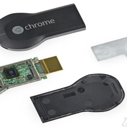 ChromeCast gets the teardown treatment