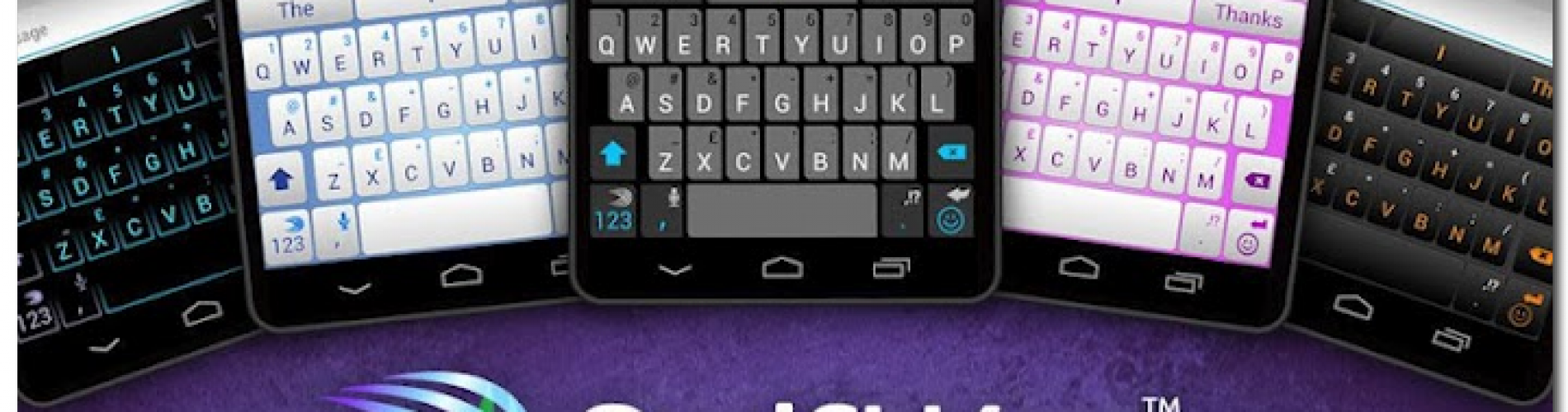 SwiftKey update for Android adds a Carbon default theme