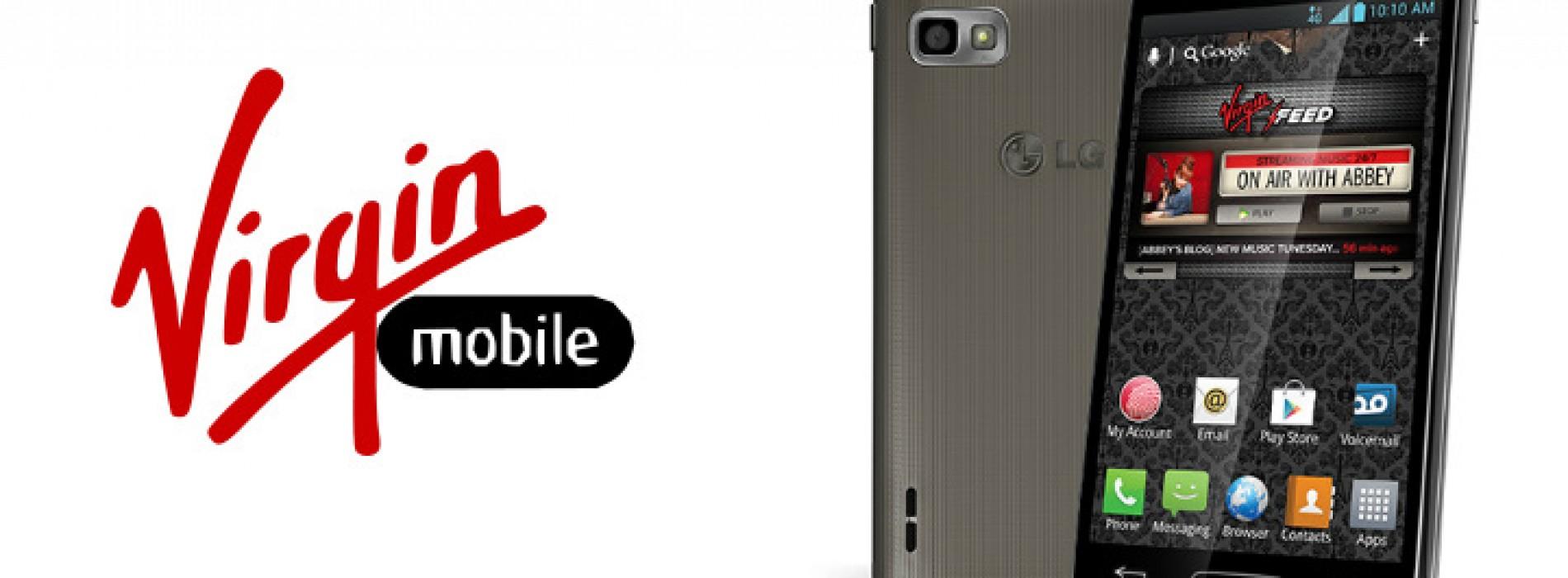 Virgin Mobile now offering LG Optimus F3