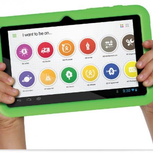 One Laptop per Child (OLPC) debuts child-friendly XO tablet