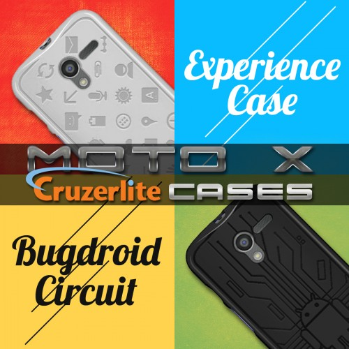 20% off Cruzerlite Moto X cases through Monday!