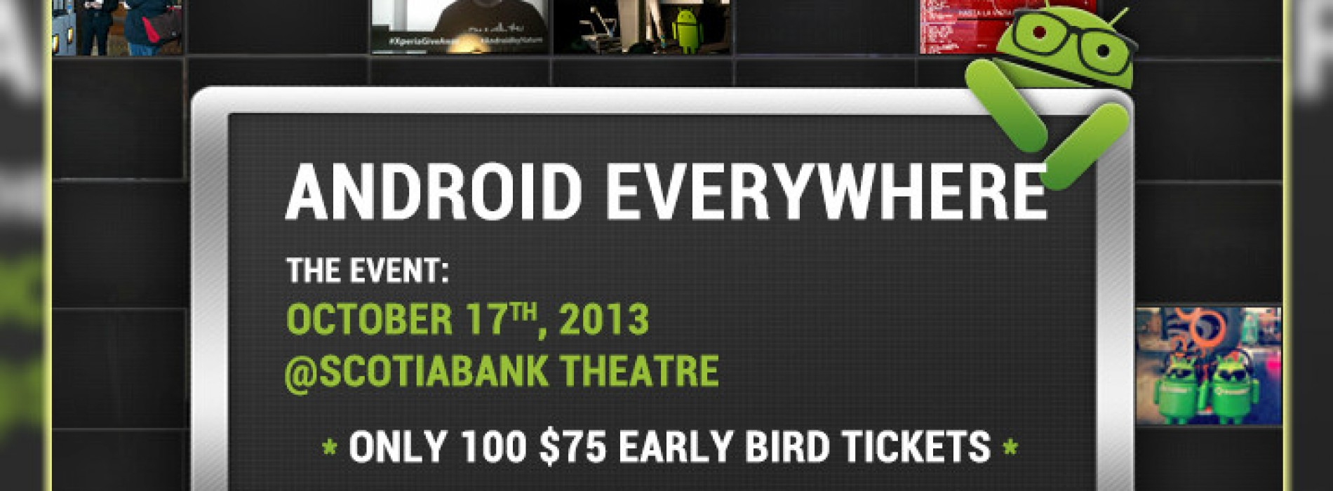Android Events: AndroidTO returns to Toronto on October 17
