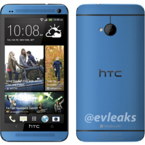 Sprint to offer blue HTC One Max on September 10, leak suggests